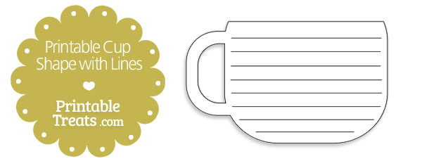 free-printable-cup-shape-with-lines