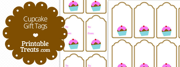 free-printable-cupcake-gift-tags-with-a-brown-border