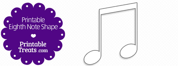 free-printable-eighth-note-shape