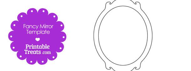 free-printable-fancy-mirror-template