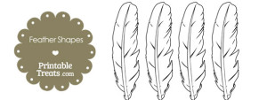 free-printable-feather-shape-templates