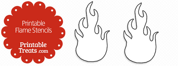 free-printable-flame-stencils