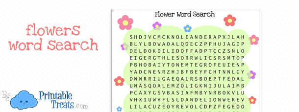 free-printable-flower-word-search