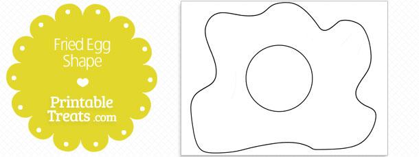 free-printable-fried-egg-shape-template
