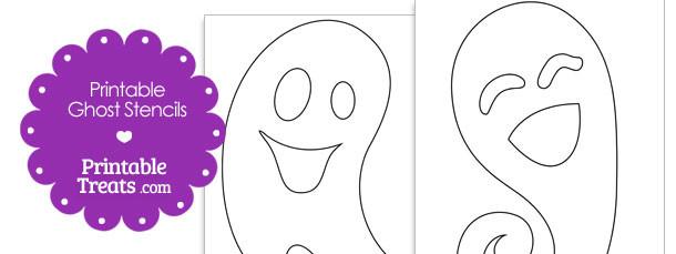 free-printable-ghost-stencils