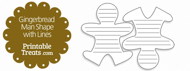 free-printable-gingerbread-man-outline-with-lines
