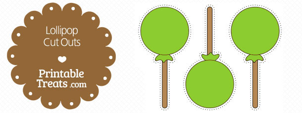 free-printable-green-lollipop-cut-outs