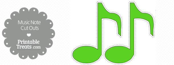 free-printable-green-music-note-cut-outs