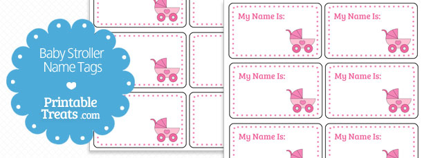 free-printable-pink-baby-stroller-name-tags