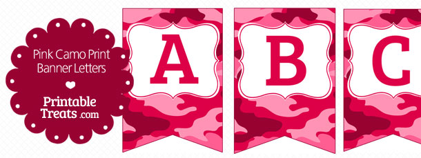 free-printable-pink-camo-banner-letters