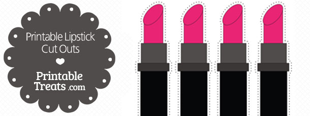 free-printable-pink-lipstick-cut-outs