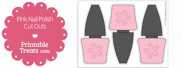 free-printable-pink-nail-polish-cut-outs