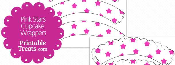free-printable-pink-stars-cupcake-wrappers