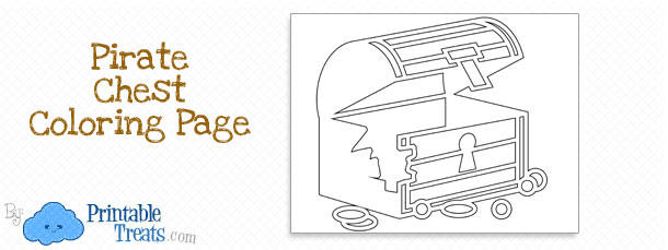 free-printable-pirate-chest-coloring-page