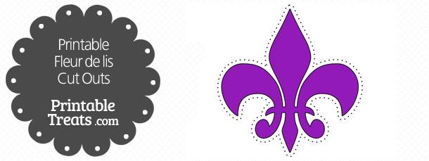 free-printable-purple-fleur-de-lis-cut-outs
