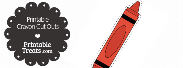 free-printable-red-crayon-cut-outs