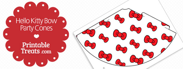 free-printable-red-hello-kitty-bow-party-cones