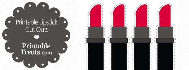 free-printable-red-lipstick-cut-outs