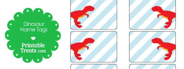free-printable-red-t-rex-name-tags