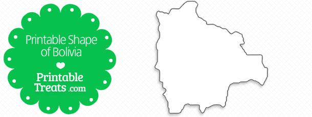 printable-shape-of-bolivia
