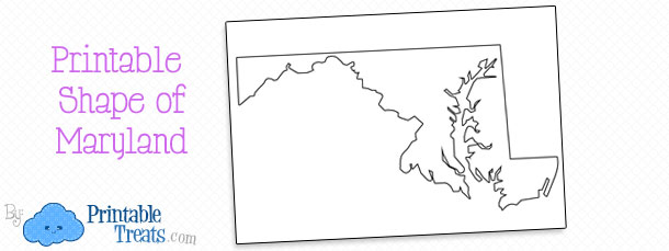 free-printable-shape-of-maryland
