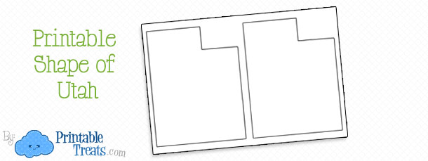 free-printable-shape-of-utah
