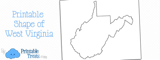 free-printable-shape-of-west-virginia