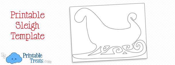free-printable-sleigh-templates