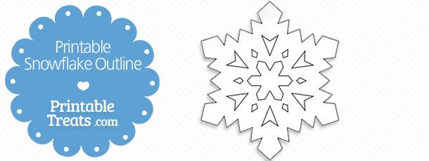 free-printable-snowflake-outline
