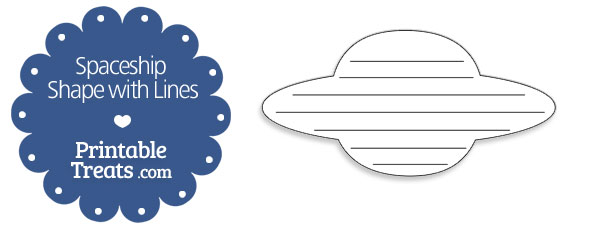 free-printable-spaceship-shape-with-lines