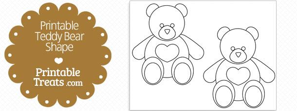 free-printable-teddy-bear-shape