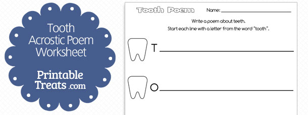 free-printable-tooth-acrostic-poem