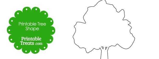 free-printable-tree-shape