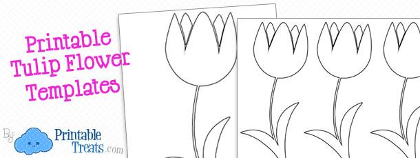 free-printable-tulip-flower-templates