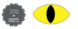 free-printable-yellow-cat-eye-cut-outs
