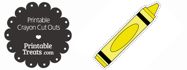free-printable-yellow-crayon-cut-outs