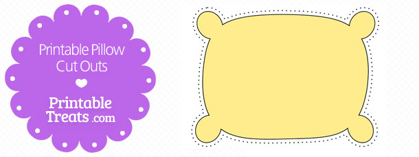 free-printable-yellow-pillow-cut-outs