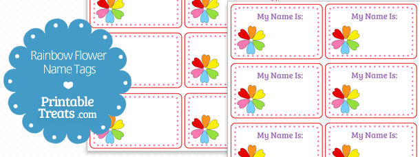 free-rainbow-flower-name-tags