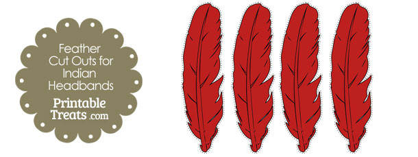 This is a graphic of Printable Feather Cut Outs in thankful