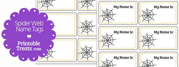 free-spider-web-name-tags