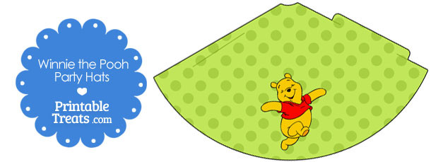 free-winnie-the-pooh-party-hats-printable