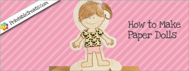 how-to-make-paper-dolls