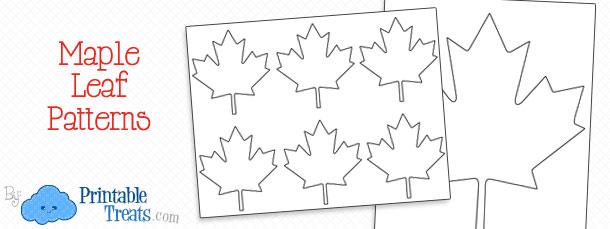maple-leaf-patterns