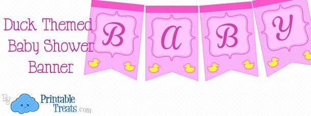 pink-duck-baby-shower-banner
