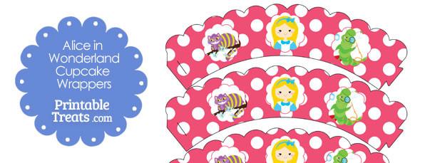 printable-alice-in-wonderland-cupcake-wrappers