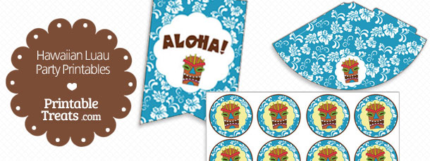 printable-blue-hawaiian-luau-party-set