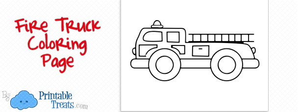 printable-fire-truck-coloring-page
