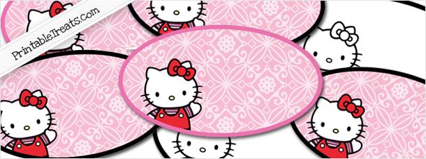 Printable Hello Kitty Tags Printable Treats Com