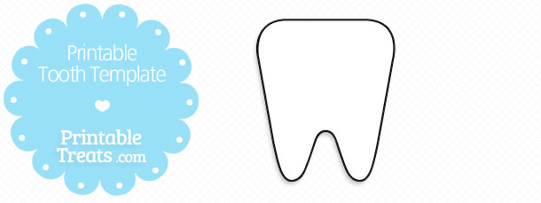 printable-tooth-template