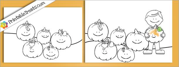 pumpkins-coloring-sheets